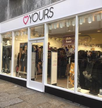 Yours Clothing, Truro