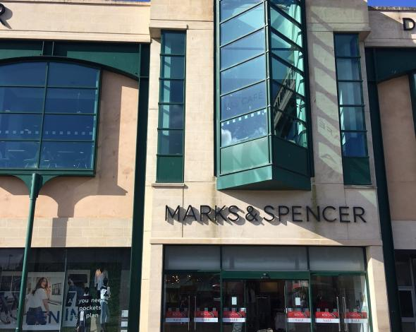 Marks and Spencer, Truro
